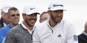 Brooks Koepka, Dustin Johnson