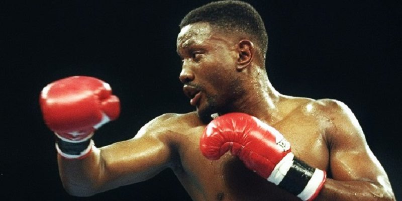 """Pernell """"Sweet Pea"""" Whitaker"""