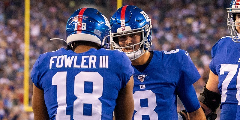 Daniel Jones and Bennie Fowler