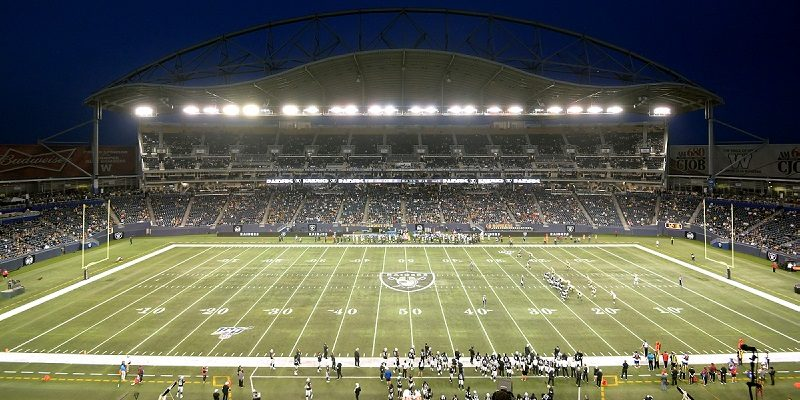 Winnipeg field