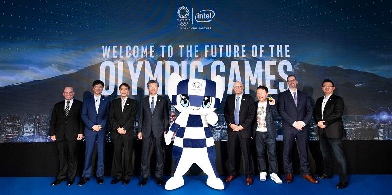 Intel, Tokyo Olympics