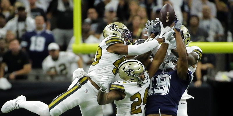 Saints-Cowboys