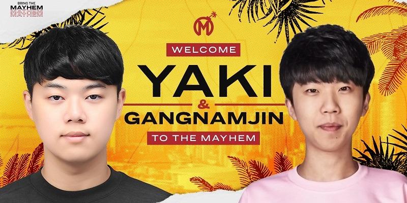 Yaki, Gangnamjin