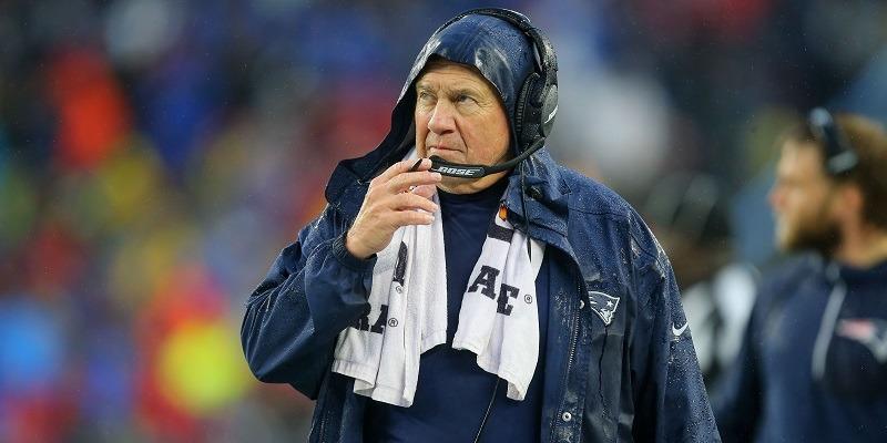 Bill Belichick, Patriots