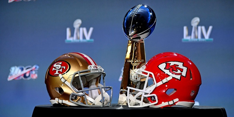 49ers, Chiefs, Super Bowl LIV