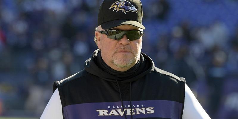 """Don """"Wink"""" Martindale, Ravens"""