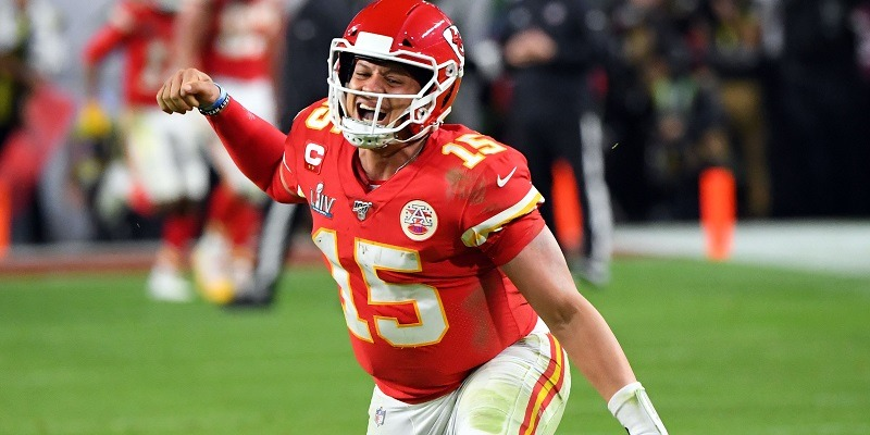 Patrick Mahomes, Kansas City Chiefs, Super Bowl, NFL
