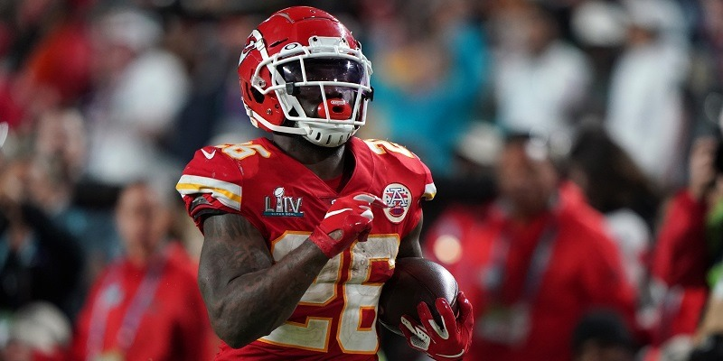 Kansas City Chiefs Rb Damien Williams Opting Out Due To Mother S Cancer