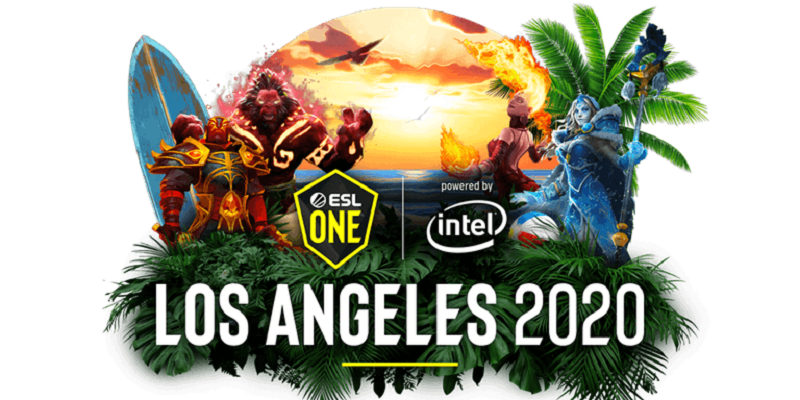ESL One Los Angeles