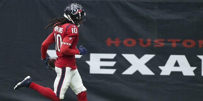 DeAndre Hopkins, Texans