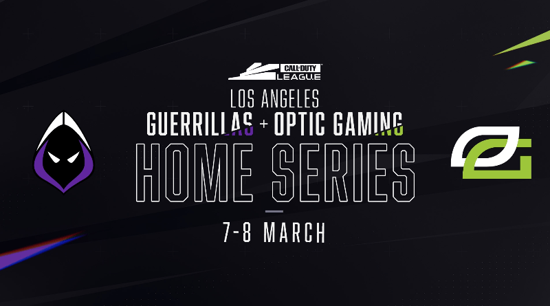 OpTic Gaming LA, Guerillas