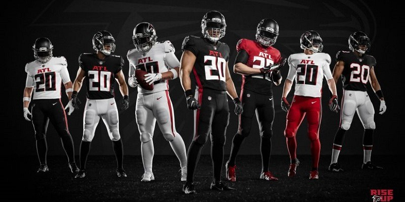 Atlanta Falcons jerseys