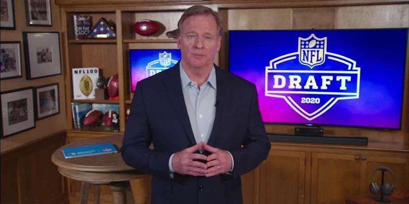 Roger Goodell, draft