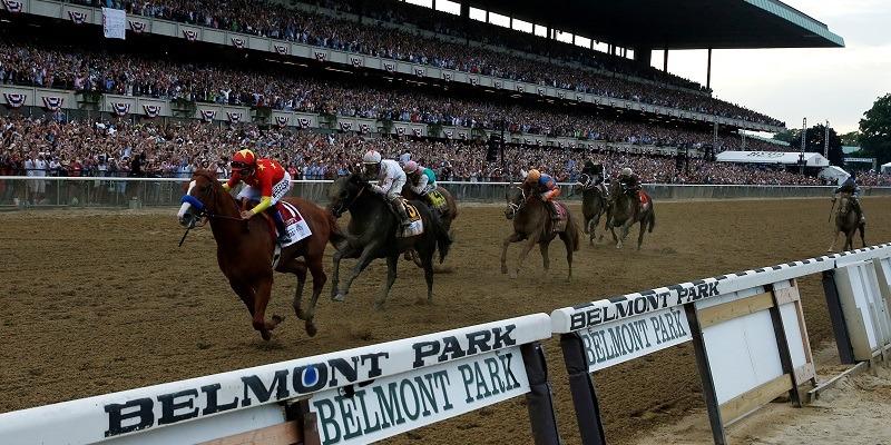 Belmont Park, Belmont Stakes