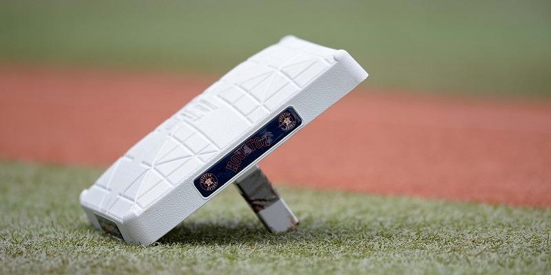 MLB, base, logo