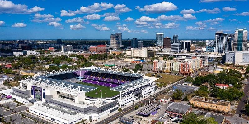 Exploria stadium, Orlando