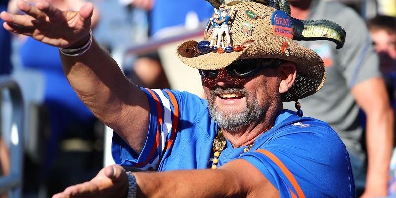 Florida Gators fan