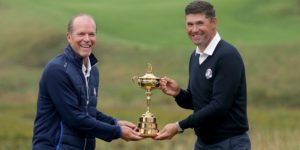 Steve Stricker, Padraig Harrington