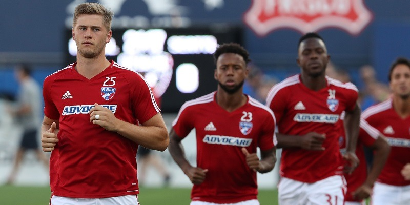 Walker Zimmerman, FC Dallas