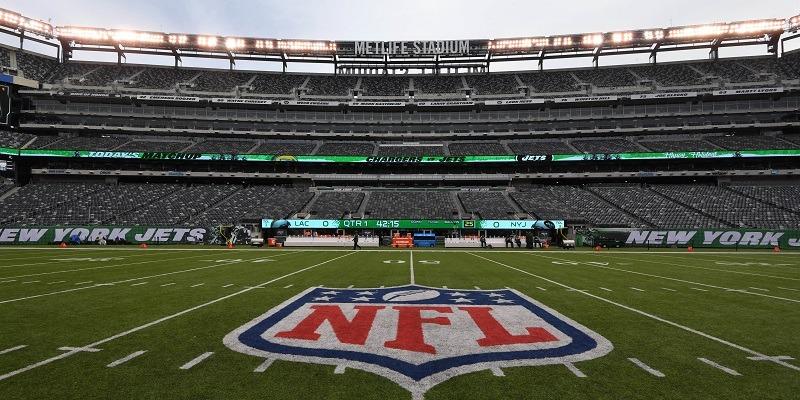 NFL, Logo, MetLife Stadium