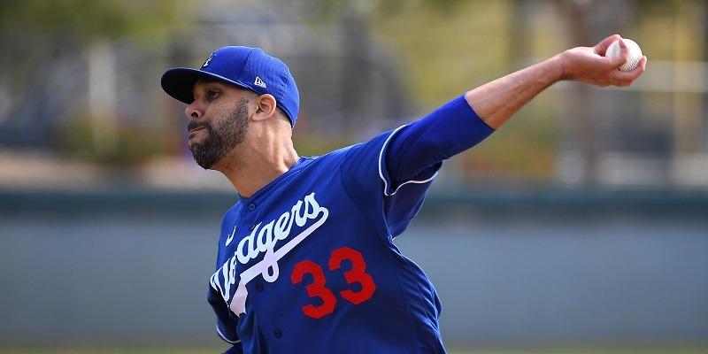 David Price, Los Angeles Dodgers