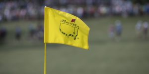 Masters, Augusta National, flagstick