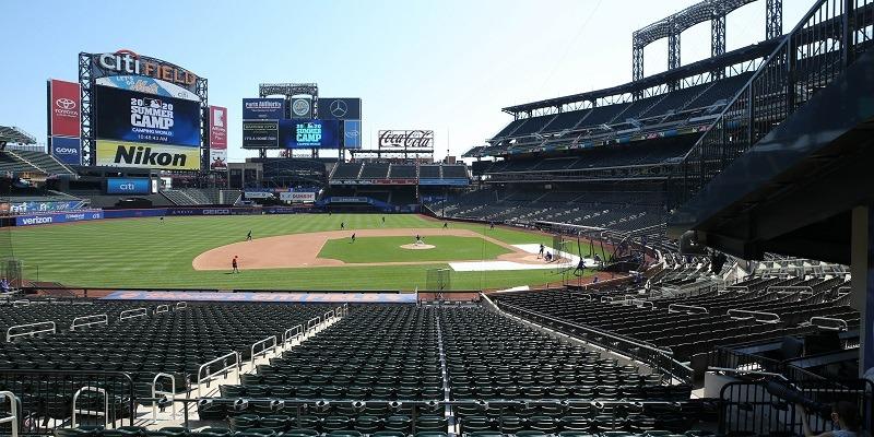 Mets, Citi Field, empty