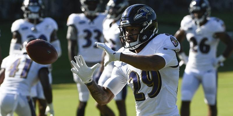 Earl Thomas, Ravens
