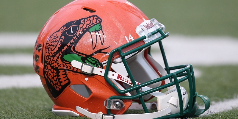 Florida A&M Rattlers, helmet