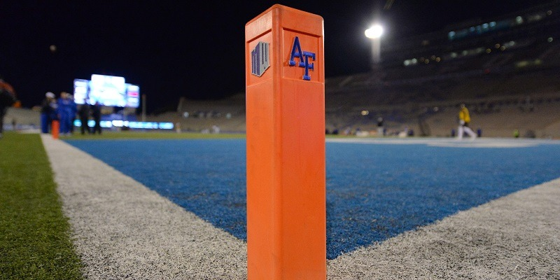 Mountain West, pylon, Air Force