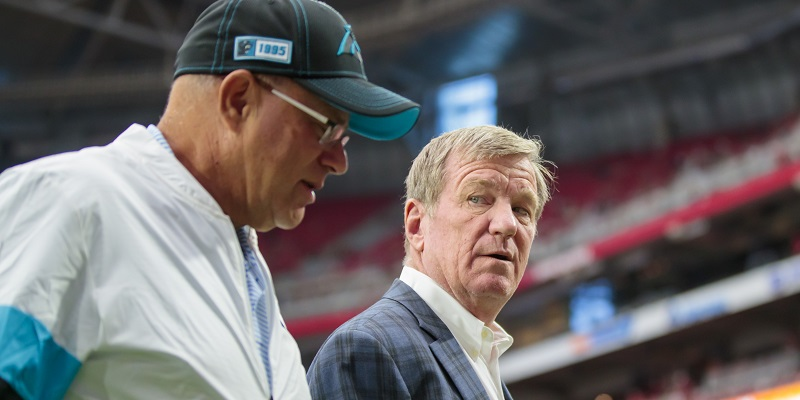 Marty Hurney, David Tepper