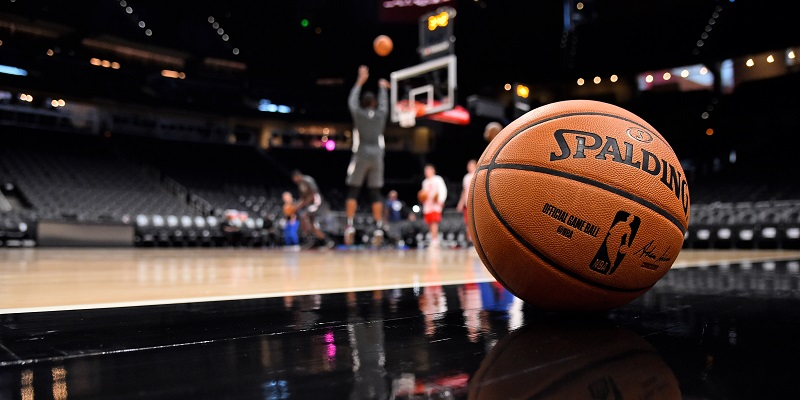 State Farm Arena, Basketball, General, Court