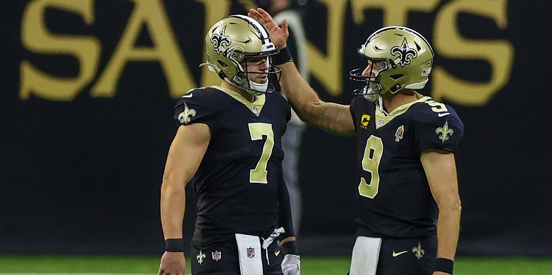Drew Brees, Taysom Hill