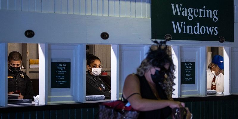 Churchill Downs, wagering, betting