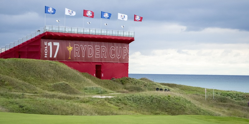 Ryder Cup, Whistling Straits