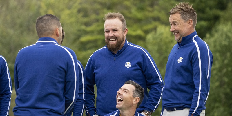 Team Europe, Ryder Cup, Shane Lowry, Ian Poulter, Sergio Garcia, Rory McIlroy
