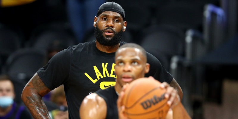 Russell Westbook, LeBron James